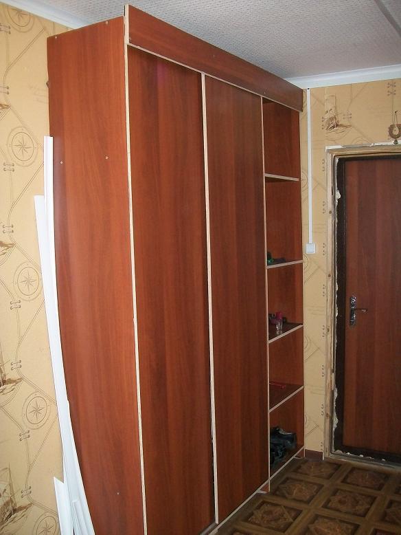 Шкафы самодельные